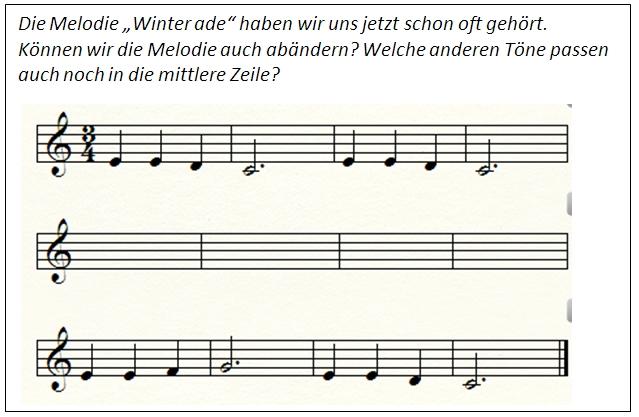 Beitrag Musiktheorie Winter ade Impuls 3