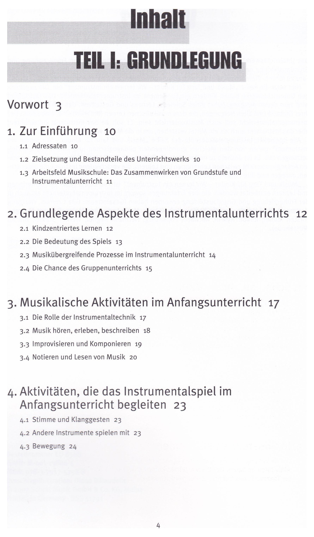 Handbuch Blockflöte 1