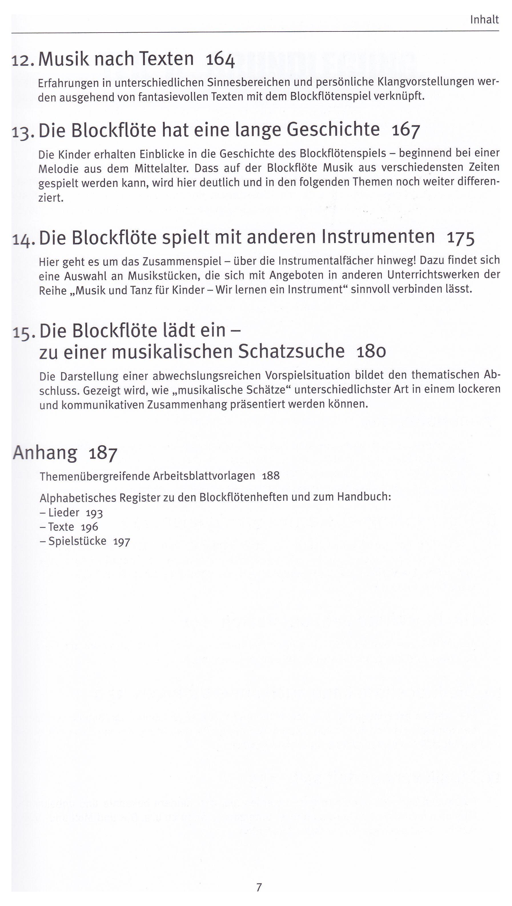 Handbuch Blockflöte 4
