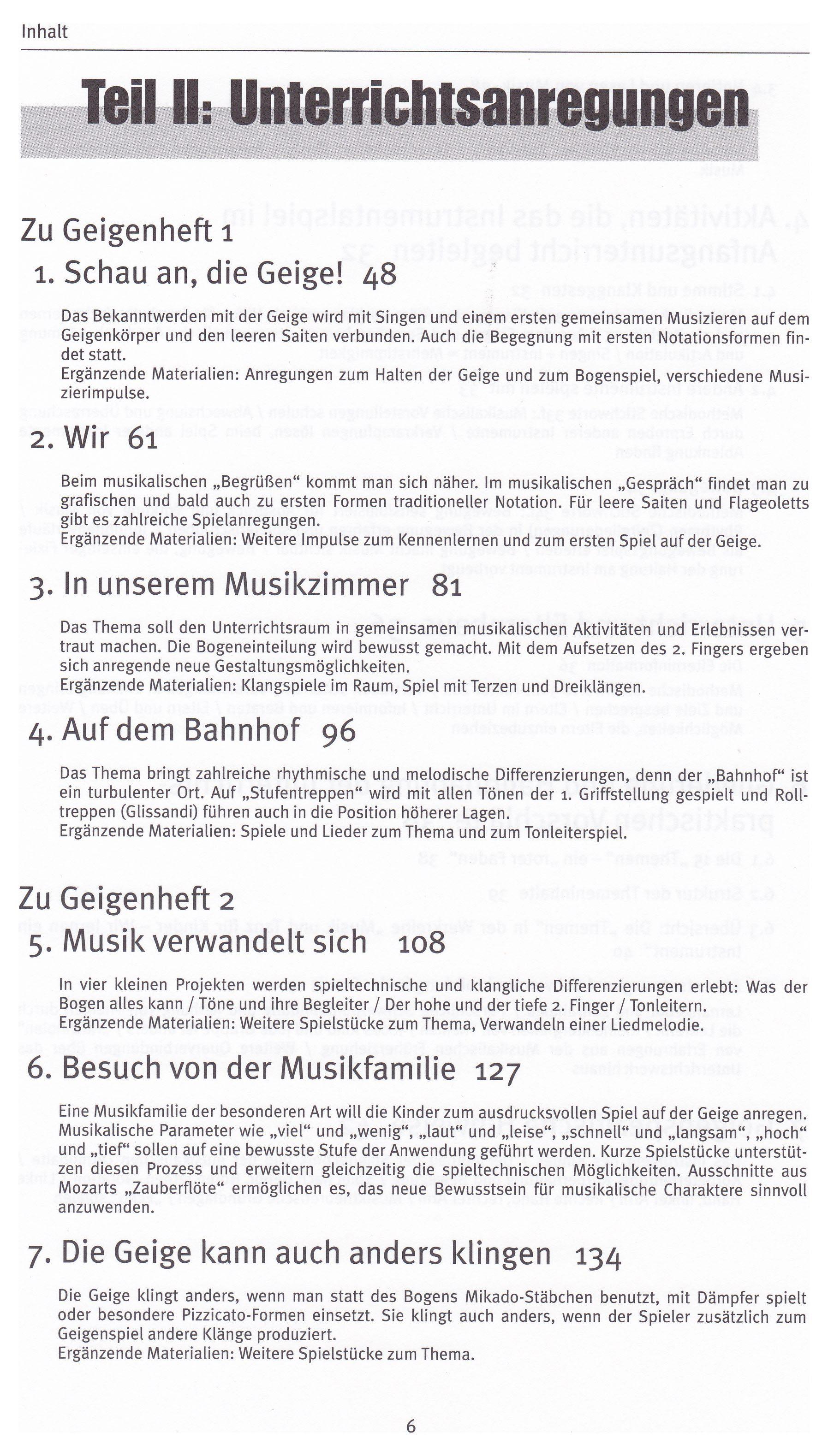 Handbuch Geige 1