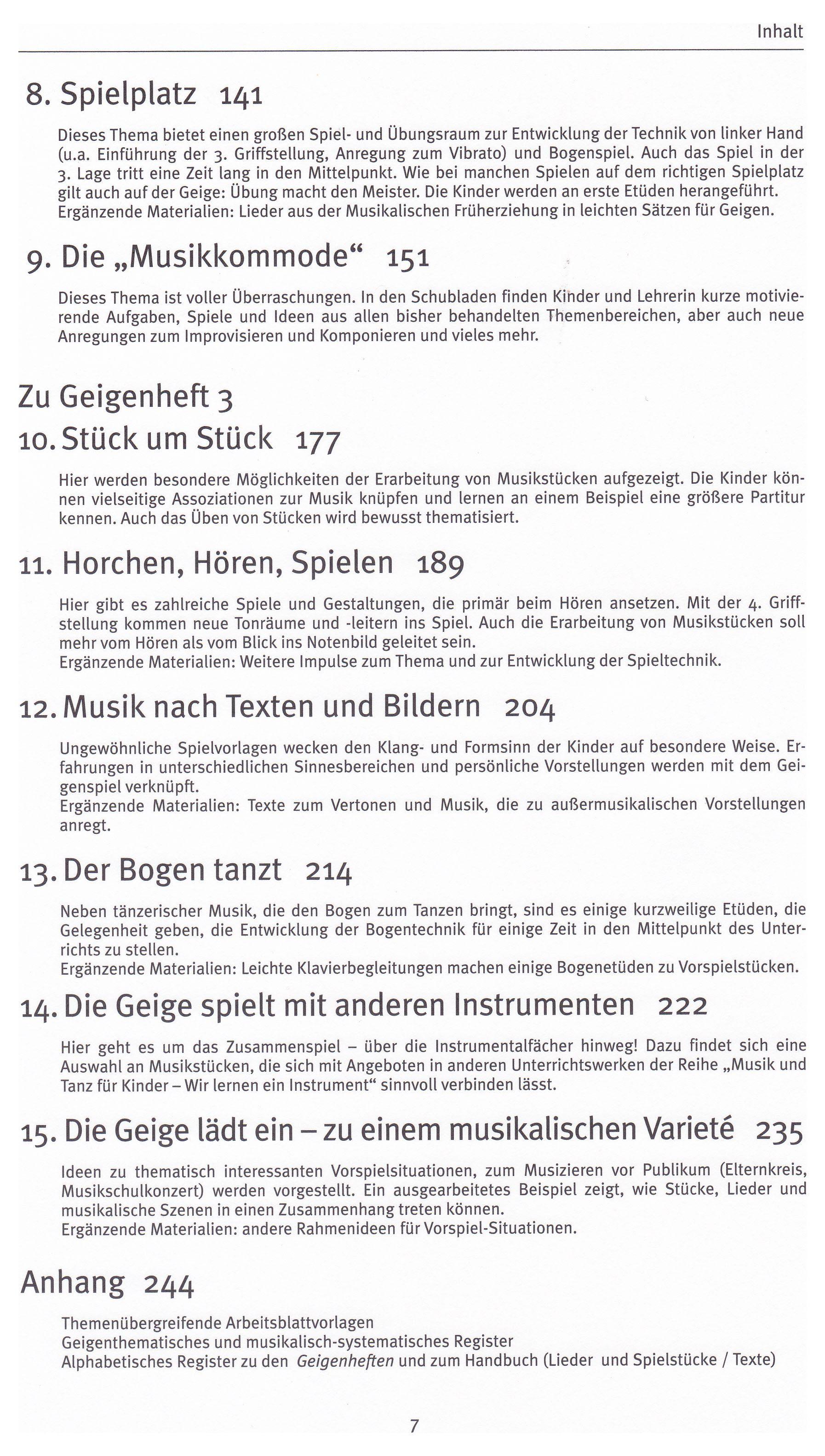 Handbuch Geige 2