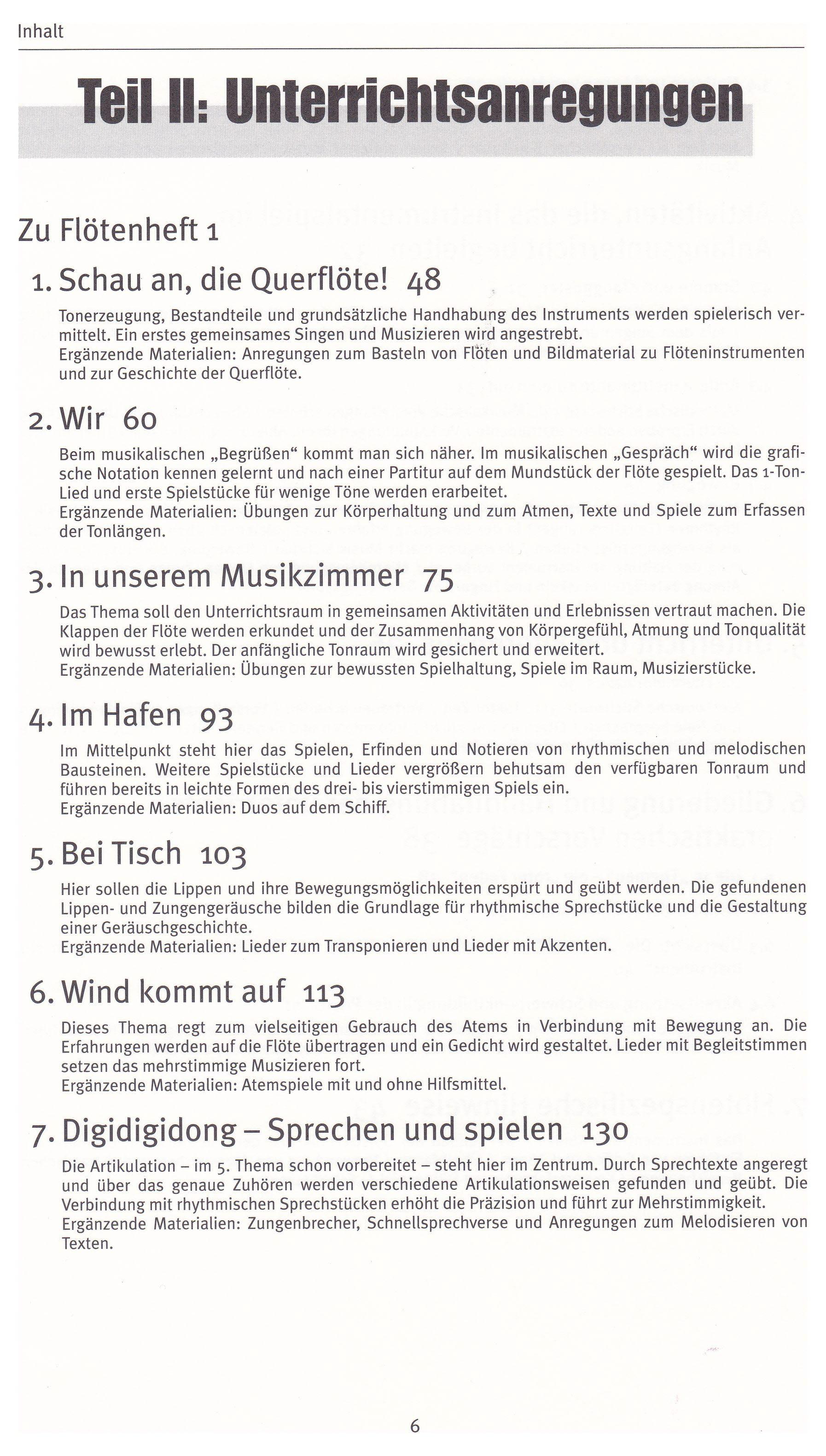 Handbuch Querflöte